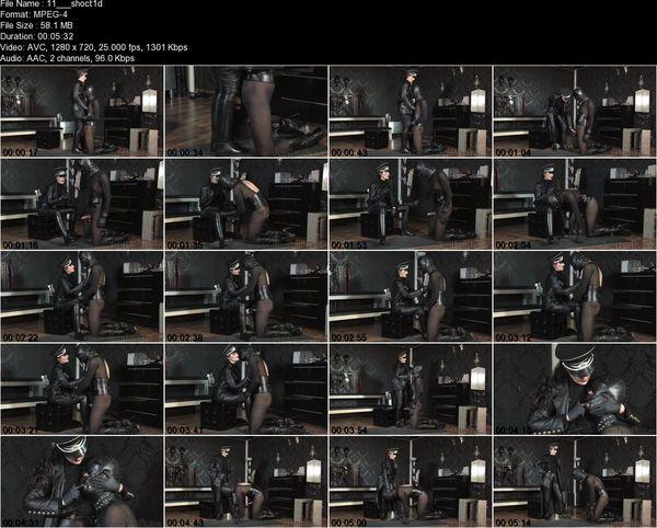 FemmeFataleFilms - Lady Victoria Valente - Shocking Part 1-2
