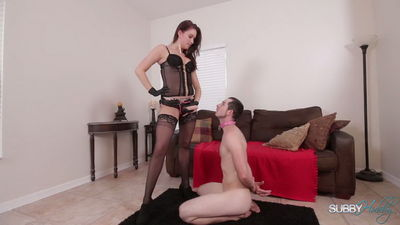 Subby Hubby - Niaomi Mae  - College Sister Part 4: Dick Sucker