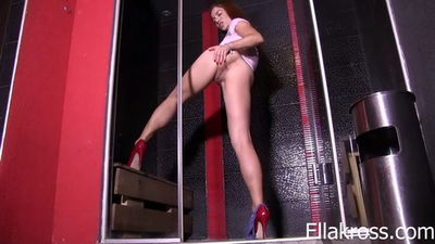 Ella Kross - Lick My Tight Asshole While You Jerk-Off!