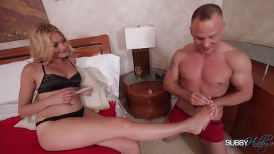 Subby Hubby - She Has You By The Balls Part 1: Pussy Licking