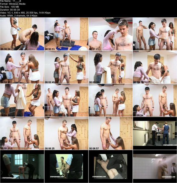 Cfnmtv - Ivan and Stan Part 1-4