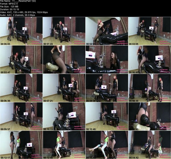 BratPrincess - Amadahy, Mia - Rewire Fresh Male into Milking Livestock Part 1-3