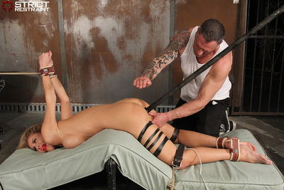 Strict Restraint - Randy's Journey Continues - Randy Moore