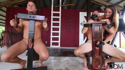 Clubdom - Milking Day: Duel Draining Contest