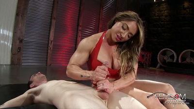 Femdom Empire – Brandi Mae – Muscle Milked