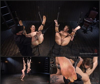 Device Bondage - July 22, 2016 - Lilith Luxe, Veruca James, Charlotte Cross, The Pope