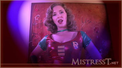 Mistress T - Superheroine or Supervillian?