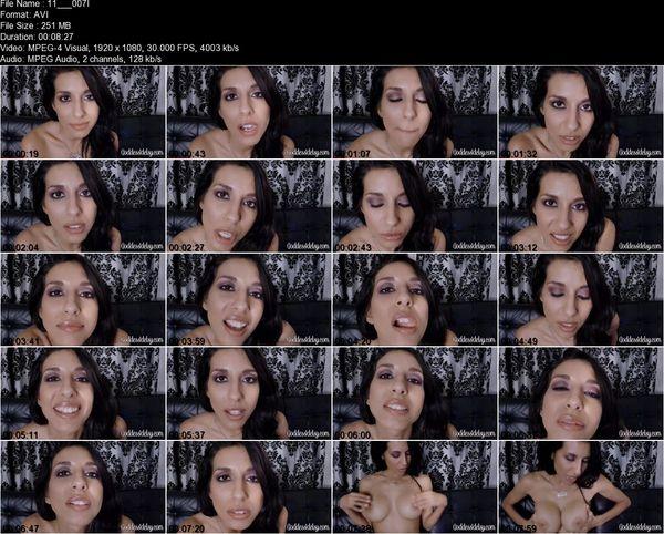 Goddess Idelsy - Erotic Face  JOI