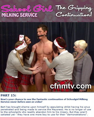 CfnmTV - Milking Service Part 15