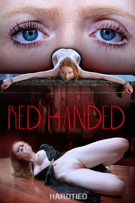 Hardtied - August 3, 2016 - Red Handed | Ruby Red