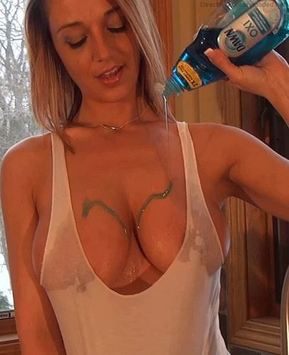 Nikki Sims – Cleaning Boobs – 03/06/15 – FullHD 1080p