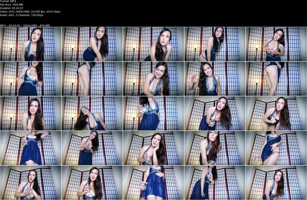 Natasha's Bedroom – Sensory Overload CEI