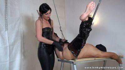 Kinky Mistresses - Mistress Anita Divina - Fisting Extreme