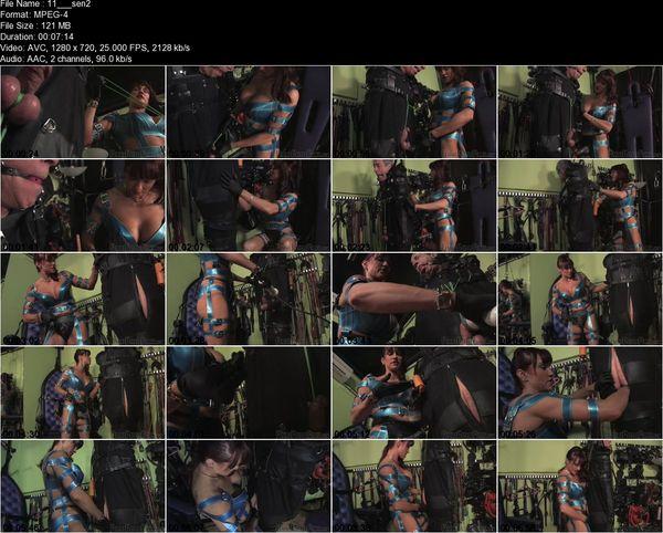 FemmeFataleFilms - Miss Miranda - Sensory Test Part 1-2
