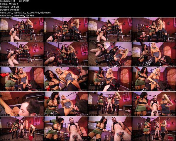 Clubdom - Jamie Valentine & Olivia Shock Balls