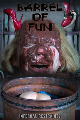 Infernal Restraints - Aug 26, 2016: Barrel of Fun | Rain DeGrey