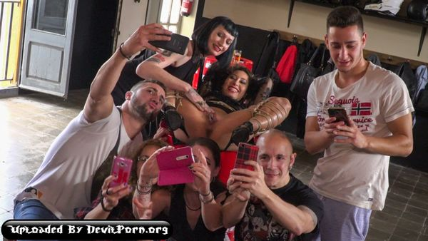 PD – Aug 29, 2016 – Steve Holmes, Oliver Pina, Melody Petite, Mistress Minerva