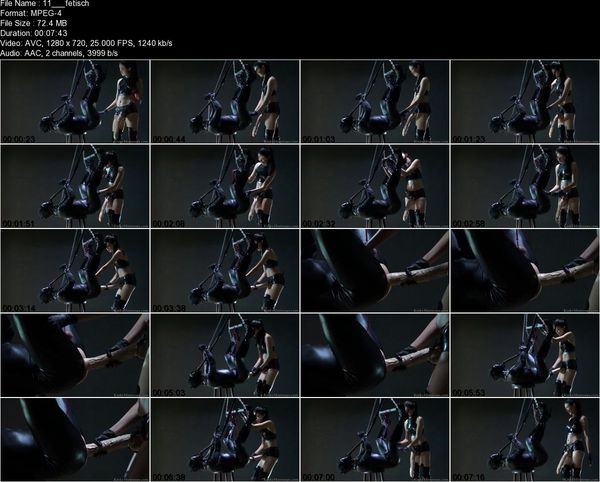 Kinky Mistresses – Nelja – XL Strapon Fuck