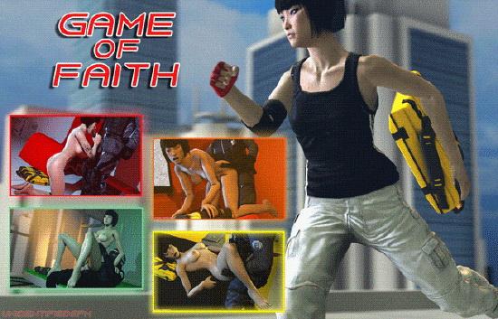 [3D Hentai Anime] Game Of Faith (2016) [sci-fi] HD 720p
