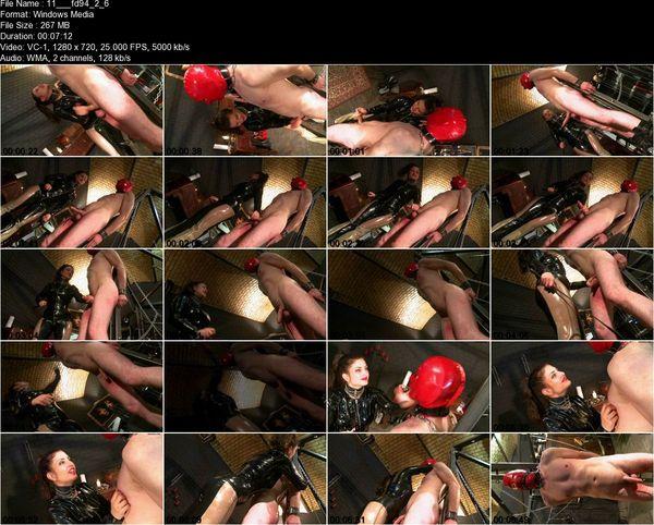 Schlagendegirls - Lady Anna has the reins in her hand Part 1-6