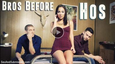 Sex And Submission - Sep 23, 2016 - Xander Corvus, Amara Romani, Seth Gamble