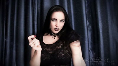 Goddess Alexandra Snow - Dark Beauty Trance