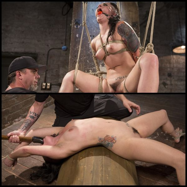 (27.10.2016) Slut Begs for Extreme Bondage and Grueling Torment to Make Her Cum