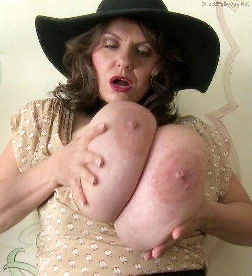 Kelly madison ella knox brings her big naturals over 6