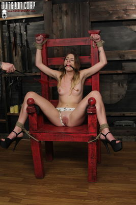 Society SM – Anxious in Bondage – Alex Blake