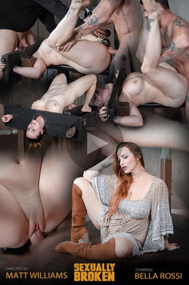 Sexually Broken - Nov 4, 2016 Bella Rossi | Matt Williams | Sergeant Miles