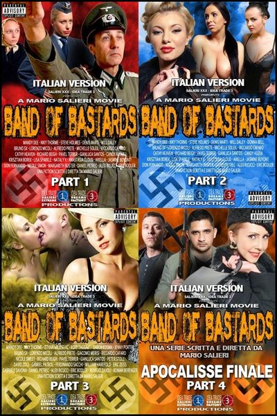 Band Of Bastards Part 1-4