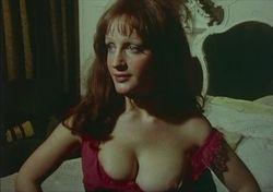 Topless Rosalie Ward Nude Gif