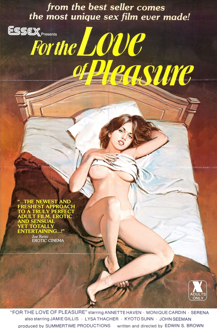 1979 Porn Movies for the love of pleasure (1979) dvdrip [1.06gb]