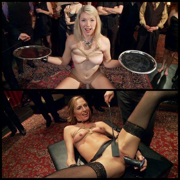(14.02.2014) Anal slaves vetoomus Dick ja Discipline