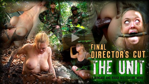 (24.02.2014) The Unit: The Final Director's Cut. A full Feature BaRS Presentation! Amazing Bondage, Brutal Sex!