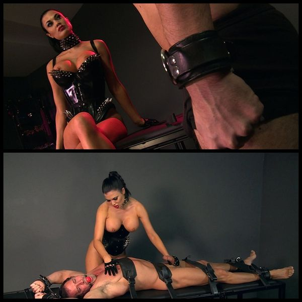 MISTRESS JASMINE ON SUB TONY