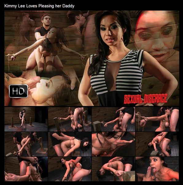 (09.04.2014) Kimmy Lee Loves Pleasing her Daddy