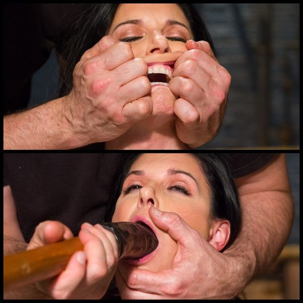 (10.04.2014) India Summer MILF of the Year on HogTied