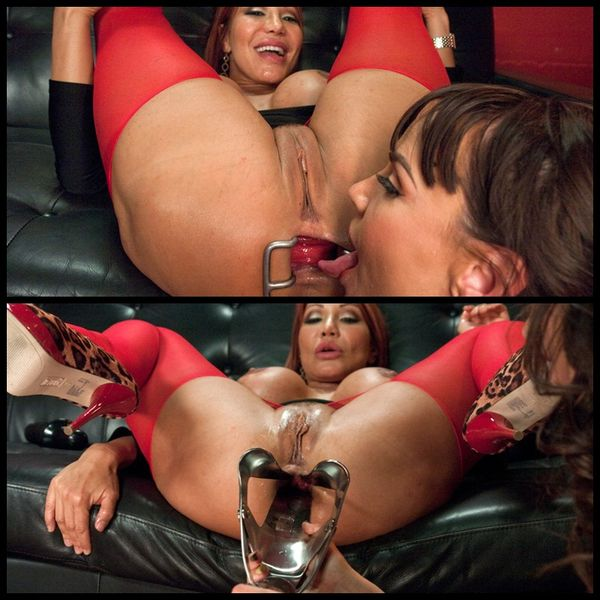 (15.04.2014) ETB – Double Anal Fisting with Ava Devine and Dana DeArmond