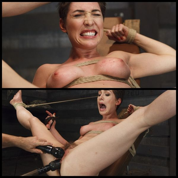 (01.05.2014) One of Lily LaBeau's Last Bondage Shoots