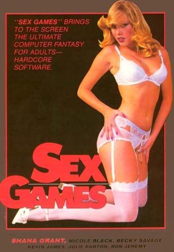 Computer sex games