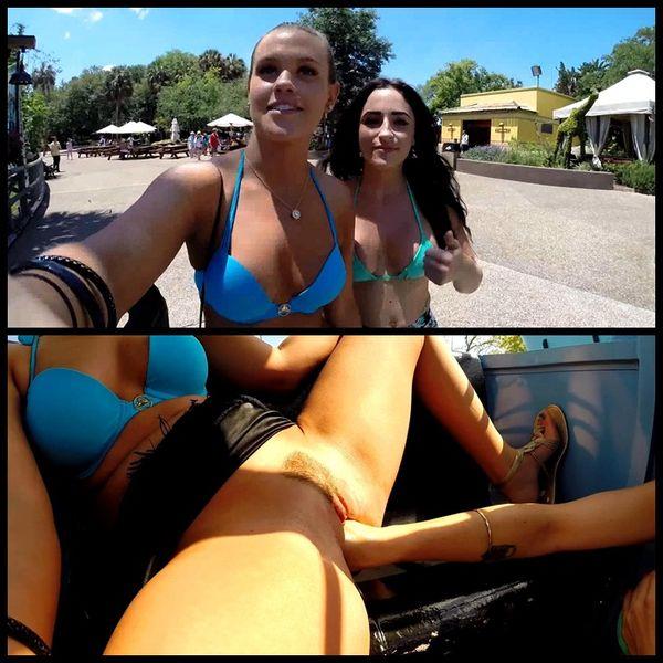 RR Update – Public Theme Park Lesbians