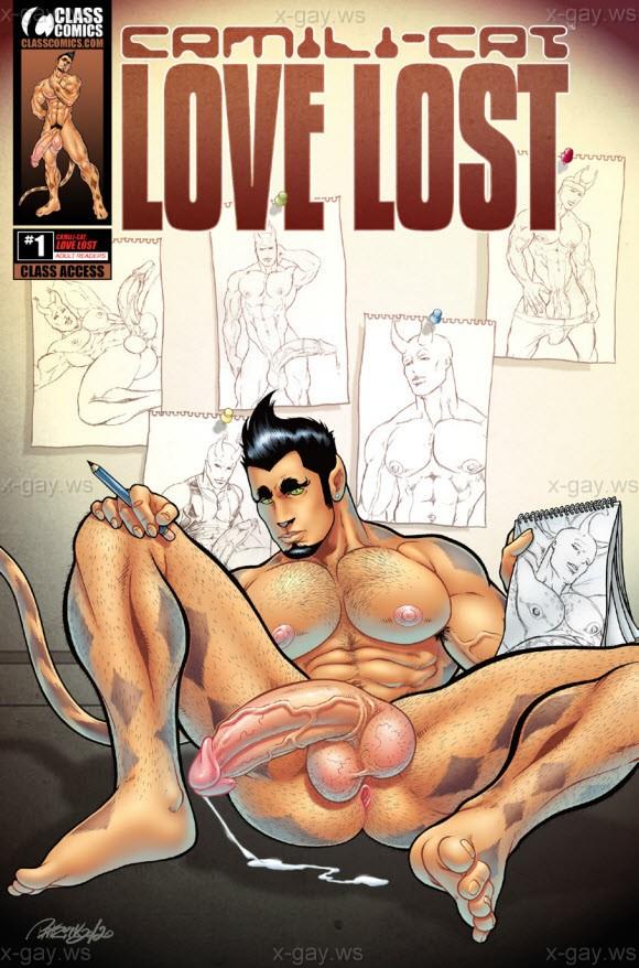 ClassComics – The Class Universe – Camili-Cat – Love Lost