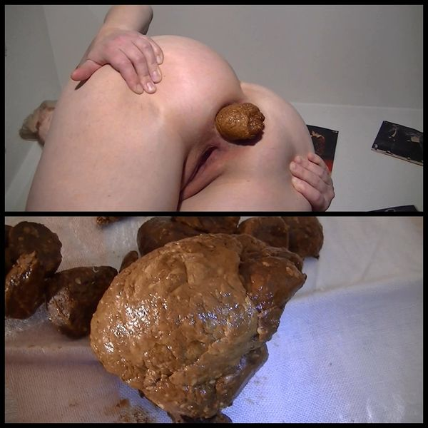 POV-come eat my shit-going on – POV-Komm friss meine Scheisse-los jetz – Solo Scat, Shitting