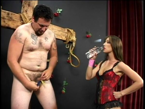 Miss Brandi Lyons is a Dominatrix Scene 1