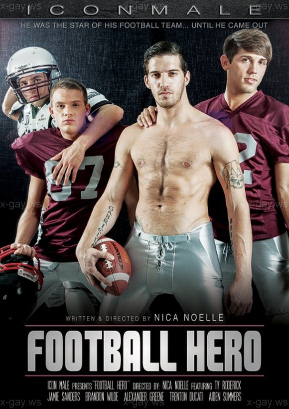 IconMale – Football Hero
