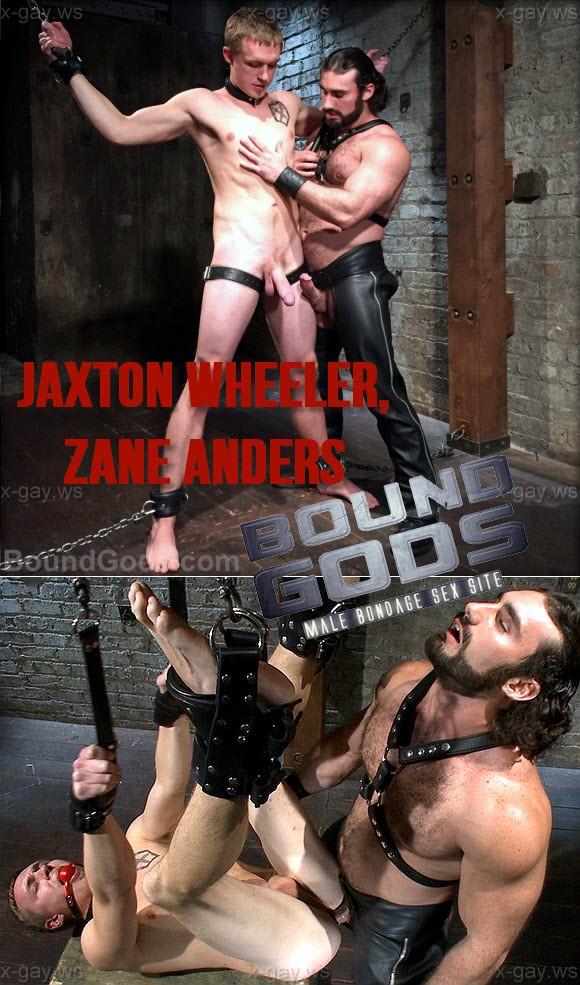 BoundGods – Jaxton Wheeler & Zane Anders