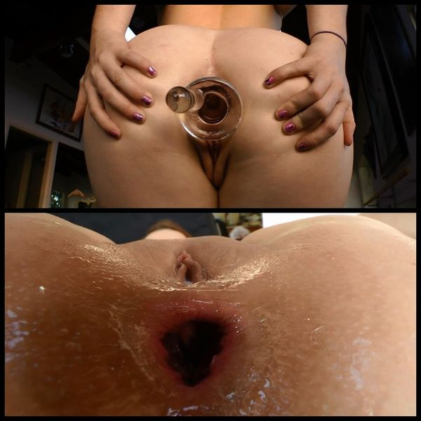 (17.01.2015) Buttholes #20 – Huge Toys, Gape