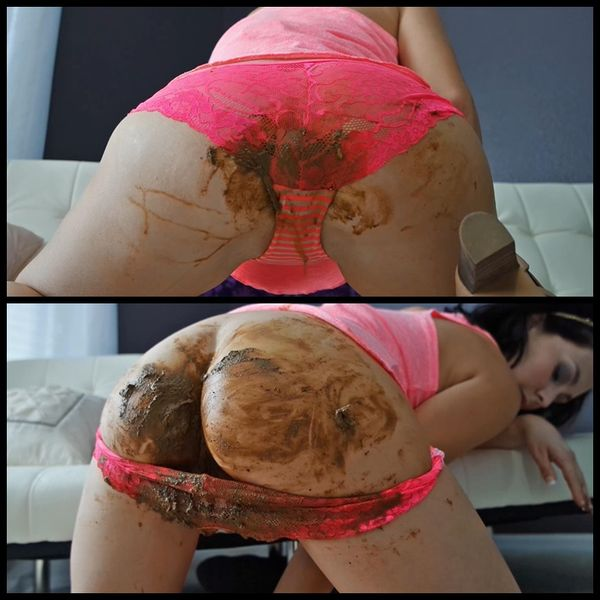 Turn My Panties Brown – Solo Scat, Panty Pooping