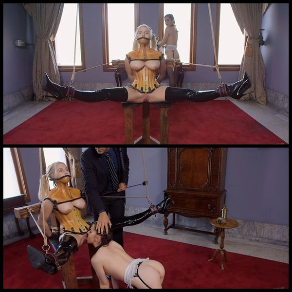 (23.01.2015) The Sex Toy and the Maid – BDSM, Domination